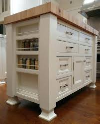kitchen island freestanding free standing kitchen island table freestanding with drawers
