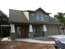 modern exterior color schemes fabulous gray craftsman house with