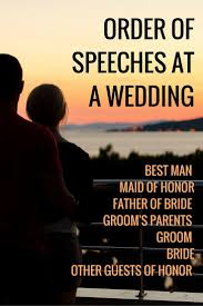 how to at a wedding best 25 wedding speech order ideas on princess