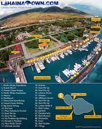 Naval Strike Maps Lahaina Town Guide Lahaina Harbor Map