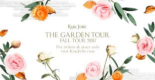 kari jobe the garden tour