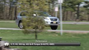 lexus suv lx used 2008 lexus lx 570 used car report youtube
