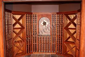 finished basement design wine cellar photo montgomery county pa