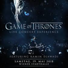 Game Of Thrones Google Map Game Of Thrones Wiener Stadthalle Halle D Wien Wien Ticket At