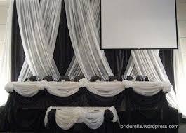 wedding backdrop tutorial diy headtable decoration tutorial backdrops screens and weddings