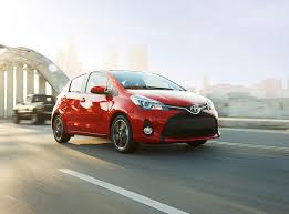 toyota yaris 2015 toyota yaris subcompact updated before all new model