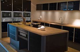 Fair 60 Cyan Kitchen Interior by Sharp 24