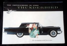 1987 ford thunderbird brochure old u0027n gold auto books