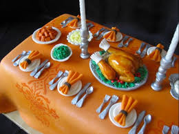 40 appetizing thanksgiving cakes