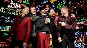 party with the backstreet boys in las vegas ladies are free