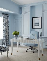pantone airy blue white desks blue home offices and baby blue