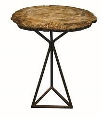 petrified wood end table petrified wood end table from cliff young petrified wood end table