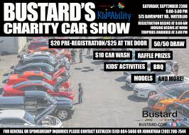 thanksgiving at the tappletons activities bustard u0027s charity car show in support of kidsability