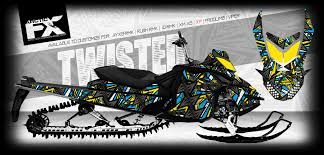 arcticfx graphics release all new 2016 sled wraps