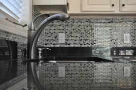 Glass Tiles For Kitchen Backsplash Decorations Magnificent Glass Tile Kitchen Backsplash Ideas