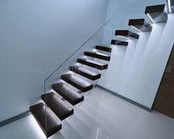 Folding Stairs Design Modern Design Laminated Glass Folding Stairs Build Glass