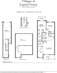 villages of capital pointe pristine properties group upper 2 bedroom with loft villages