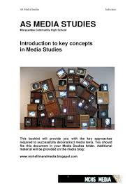 as media induction booklet