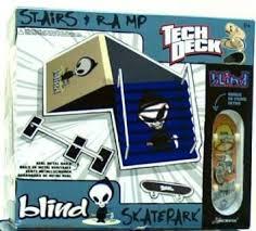 Tech Deck Blind Skateboards Buy Tech Deck Blind Stairs U0026 Ramp W 96mm Board In Cheap Price On