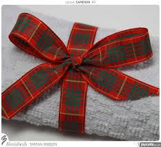 tartan ribbon berisfords tartan ribbon 11 cameron jaycotts co uk sewing