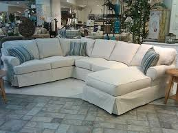 Slip Covers For Sectional Sofas Slipcover For Sectional Sofa With Chaise