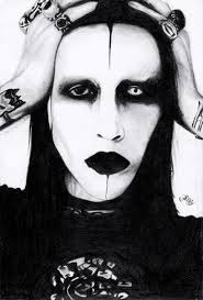marilyn manson by death pledge on deviantart
