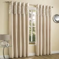 Velvet Blackout Thermal Curtains Linen Look Textured Blackout Thermal Ring Top Curtains Pair Of