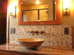 Mission Style Bathroom Lighting Missione Bathroom Lighting Craftsman Master Bath Wall Mount Faucet