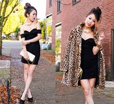 express new years dresses aika y tobi bodycon dress forever 21 leopard print faux fur