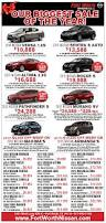 nissan murano lease deals weekly nissan specials at fort worth nissan deals on new and