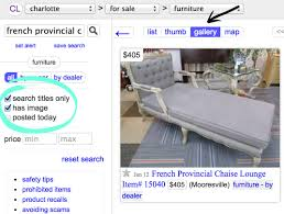 Craigslist Nj Furniture By Owner by 18 Craigslist Shopping Secrets Revealed Bless U0027er House
