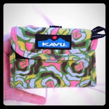 17 off kavu clutches u0026 wallets kavu wallet from rebekah u0027s