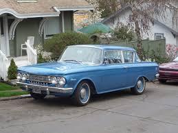 rambler car for sale curbside classic 1963 rambler classic 660 u2013ed anderson u0027s departing