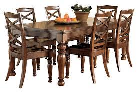 porter dining room table ashley furniture homestore