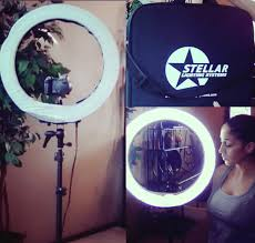 stellar diva 2 ring light stellar diva ring light review youtube