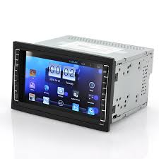 2 player android droid driver 7 inch 2 din car android media player 1024x600