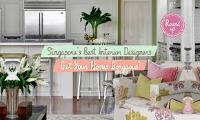 Singapores Best Interior Design Stores And Styling Consultancies - Home interior design singapore