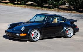 porsche 911 964 turbo 1994 porsche 964 turbo 3 6 gooding company