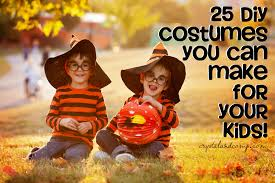 Good Family Halloween Costumes by Diy Halloween Costumes For Kids