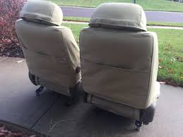 lexus terminal vancouver for sale lx450 80 series front seats w sor tuff duck covers