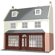 Build Your Own Home Kit by The Dolls House Emporium Magpies Kit