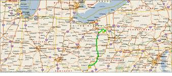 Ohio On Map by Roving Reports By Doug P August 2013