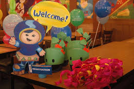 team umizoomi party supplies team umizoomi birthday party ideas photo 4 of 41 catch my party
