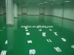 maydos impact resistance liquid self leveling epoxy floor paint