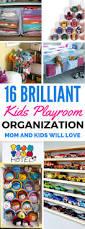 kids organization 16 brilliant kids playroom organization ideas crafts on fire