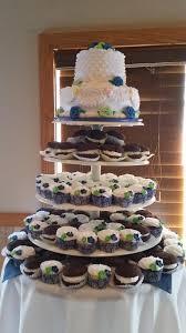 Wedding Cake Display Wedding Cake Cupcake Whoopee Pie Display Effie U0027s Goodies