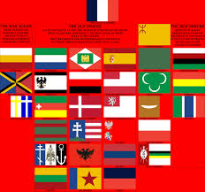 Austro Hungarian Empire Flag Flags Of The Franco Sphere By Spiritswriter123 On Deviantart