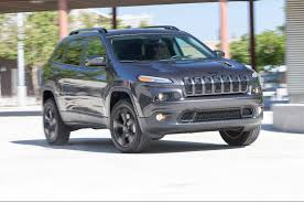 mitsubishi jeep 2016 2016 jeep cherokee v 6 first test review motor trend