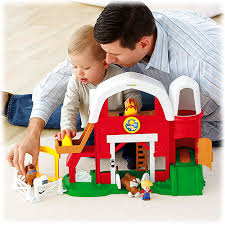 Fisher Price Little People Barn Set When Did Little People Toys Change Style Babycenter
