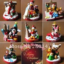 buy christmas xmas cartoon ornament mickey mouse minnie mouse